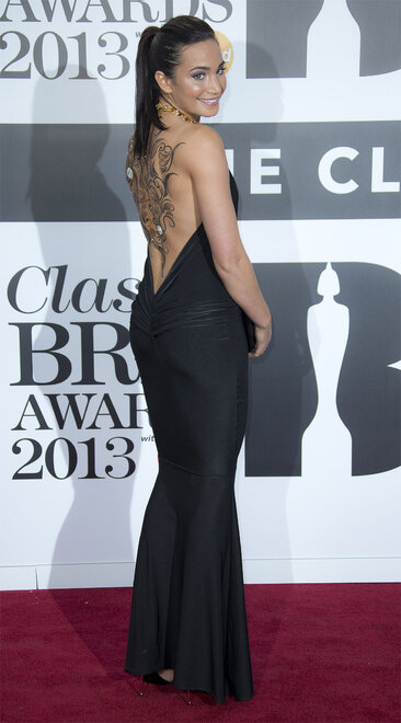 Britain Classic BRIT Awards 2013 - Outside Arrivals