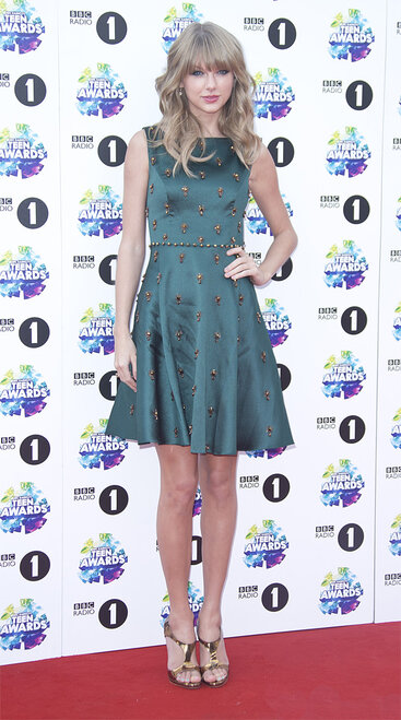 Britain BBC Radio 1 Teen Awards
