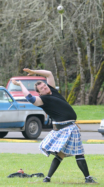 Scottish Throwers