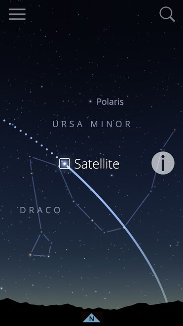 SkyGuide screenshots (10)