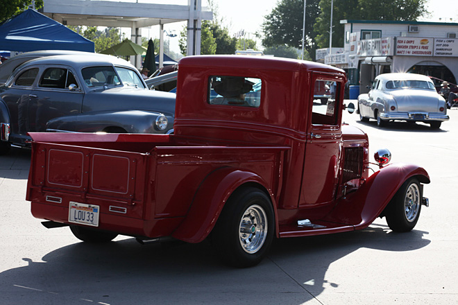 37th annual NSRA Western Street Rod Nationals - 03 - Photo by David Andrew Price