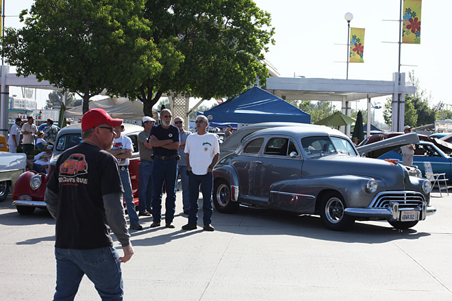 37th annual NSRA Western Street Rod Nationals - 04 - Photo by David Andrew Price