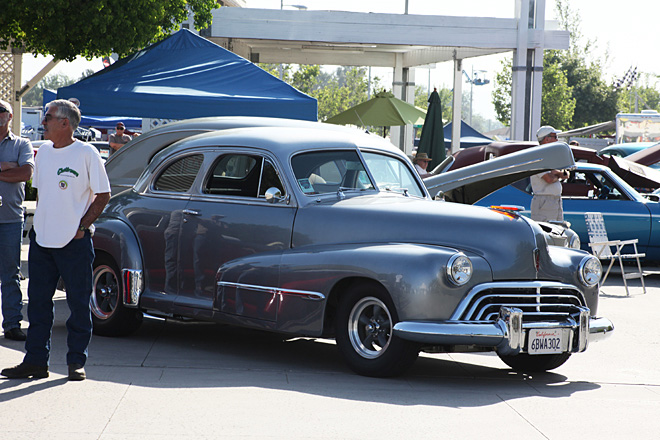 37th annual NSRA Western Street Rod Nationals - 05 - Photo by David Andrew Price