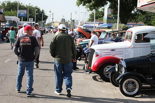 37th annual NSRA Western Street Rod Nationals - 07 - Photo by David Andrew Price