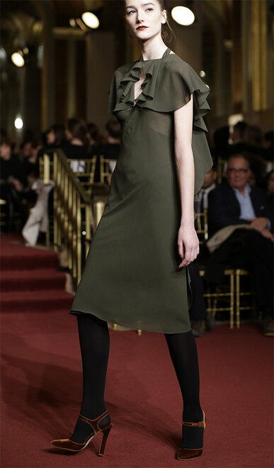 Fashion Zac Posen Fall 2013 Fall 2013