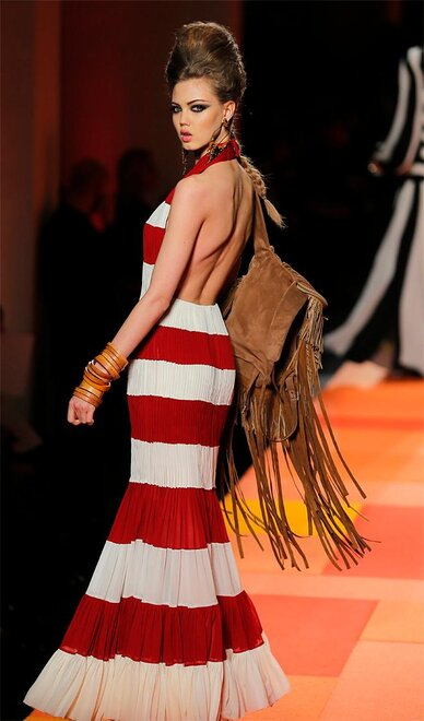 Paris Fashion Gaultier