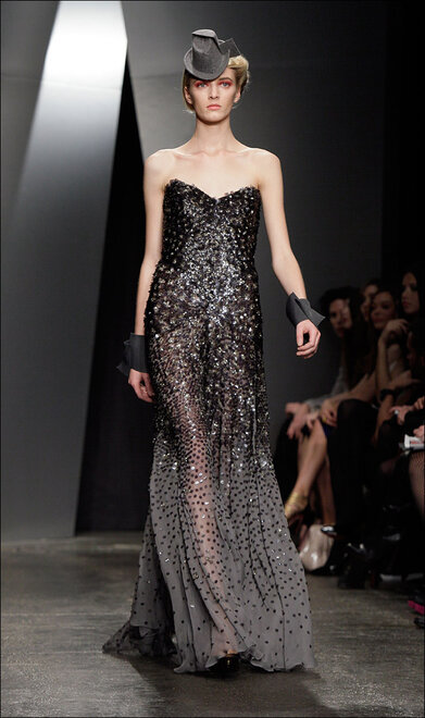 Fashion Donna Karan Fall 2012