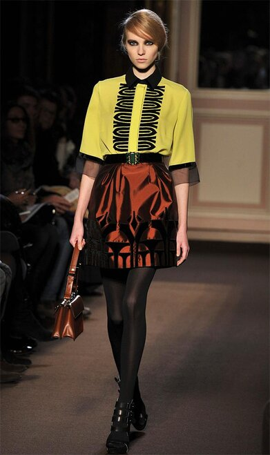 Paris Fashion Andrew GN
