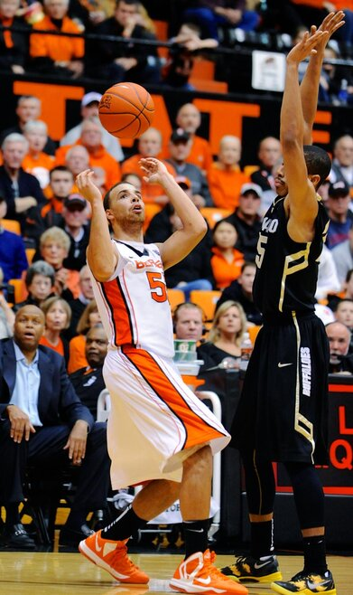 Colorado Oregon St Basketball