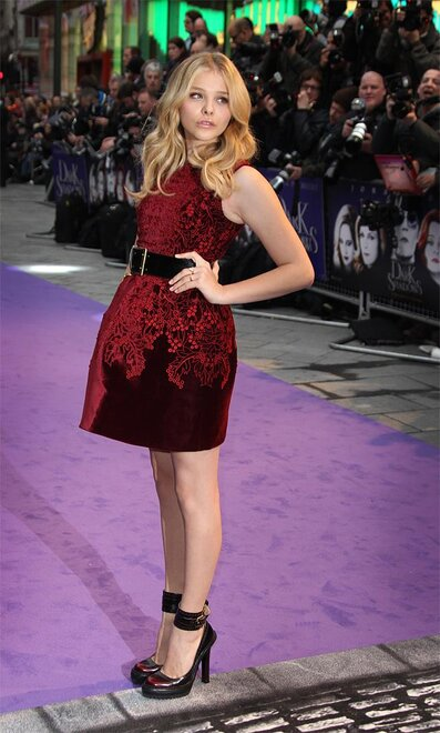 Britain Dark Shadows Premiere