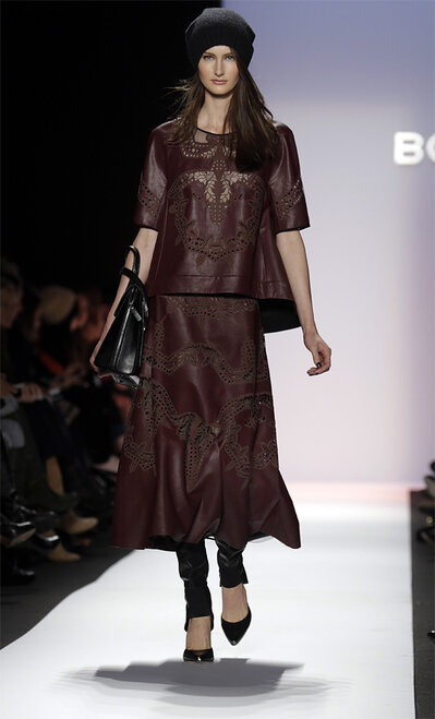 Fashion Week BCBG Max Azria Fall 2013