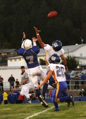 Sutherlin High School Football 2010