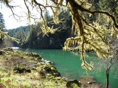 beautiful day on the North Umpqua