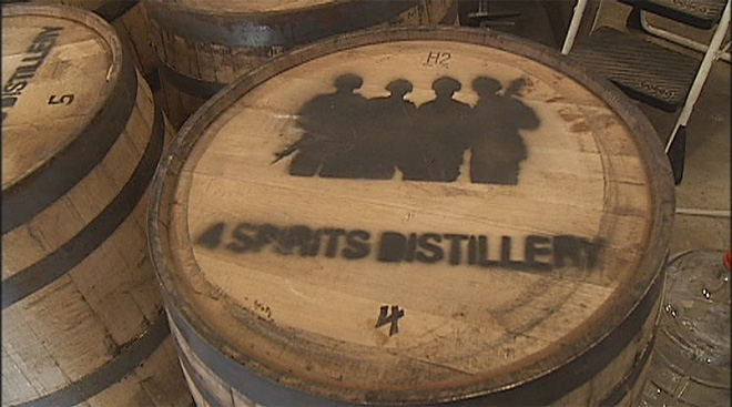 4 Spirits Whiskey: &#39;Remembering and not forgetting the fallen&#39;
