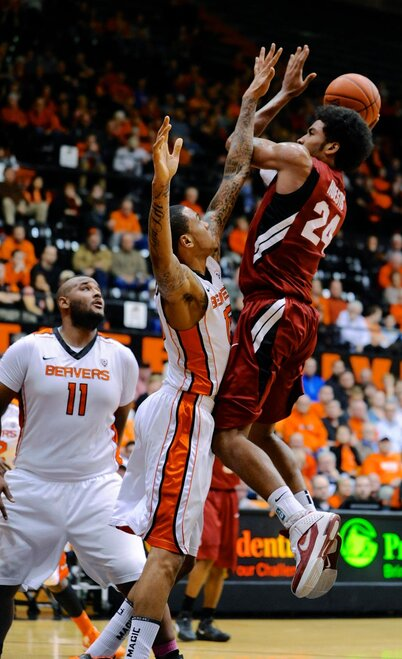 Stanford Oregon St Basketball