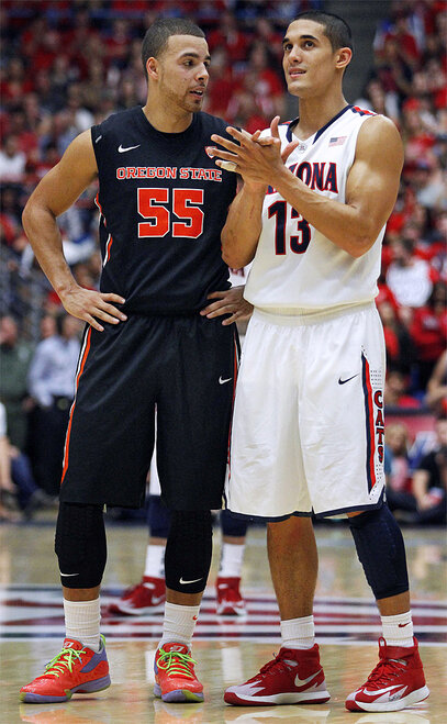 Oregon St Arizona Basketball