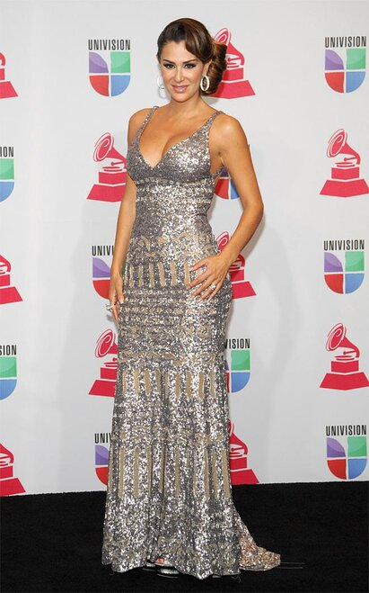 2012 Latin Grammy Awards Press Room