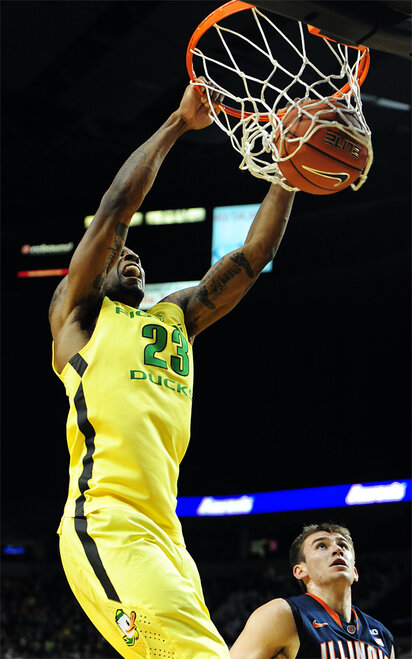 Illinois Oregon Basketball