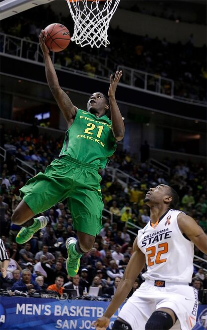 NCAA Oregon Oklahoma St Basketball