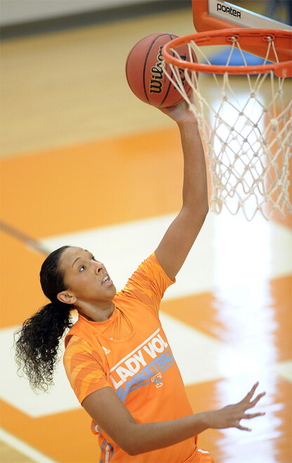 Tennessee Russell Basketball