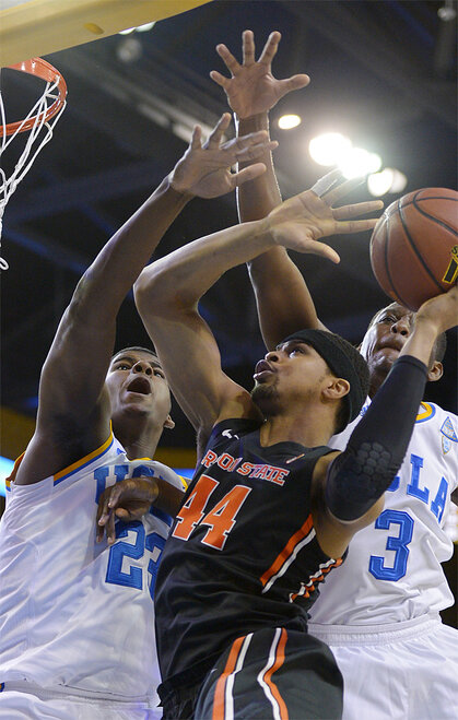 Oregon State UCLA Basketball
