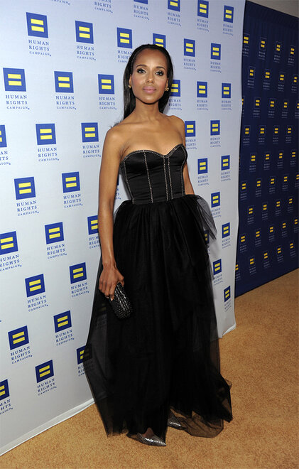 Human Rights Campaign Los Angeles Dinner