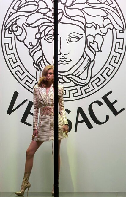 Paris Fashion Versace