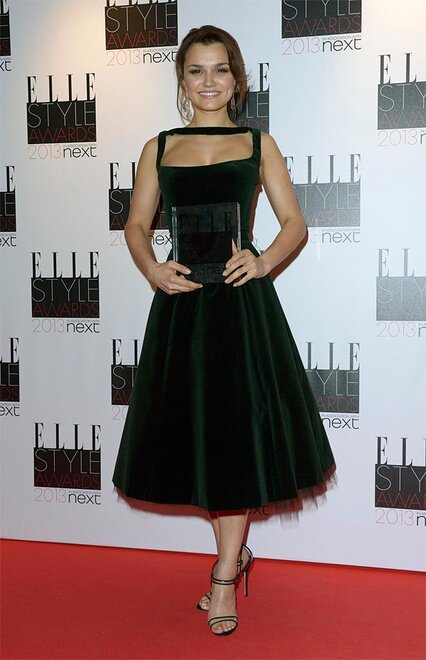 Britain ELLE Style Awards 2013