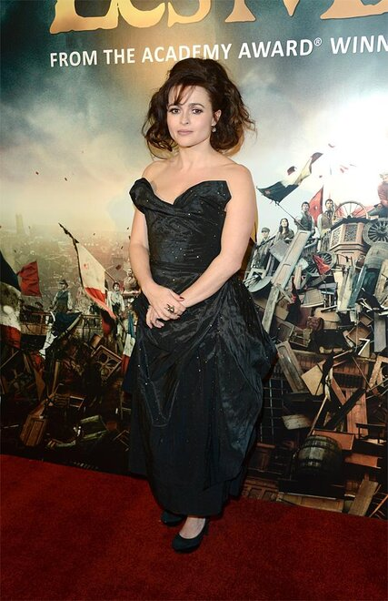 Britain Les Miserables Premiere Afterparty