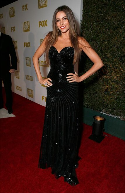 Fox Golden Globes Party