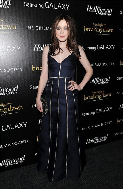 Screening The Twilight Saga: Breaking Dawn Part 2 NY