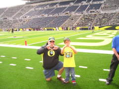 Once in a Lifetime Chance at Autzen!