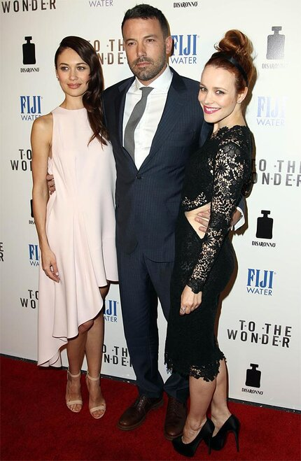 Fiji Water To The Wonder Premiere