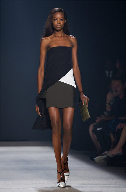 Fashion Narciso Rodriguez Spring 2014