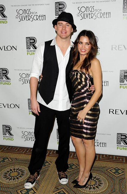 Revlon Concert for the Rainforest Fund - Dinner