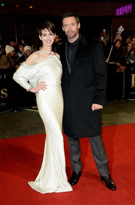 Britain Les Miserables Premiere