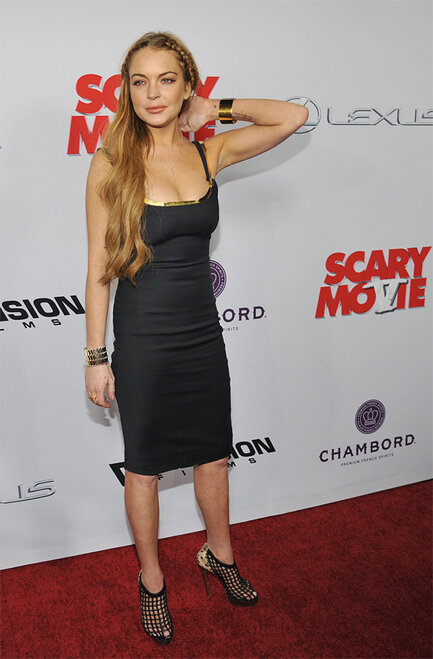 LA Premiere of Scary Movie V Arrivals