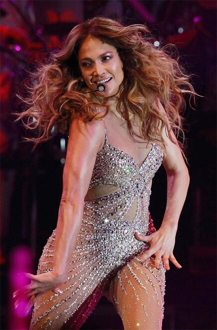 China Jennifer Lopez