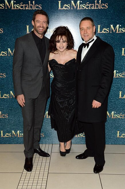 Britain Les Miserables Premiere 12051211959