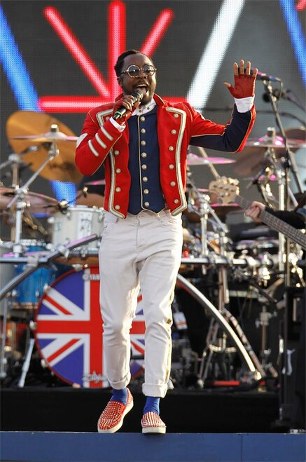 Britain Queen's Jubilee Concert