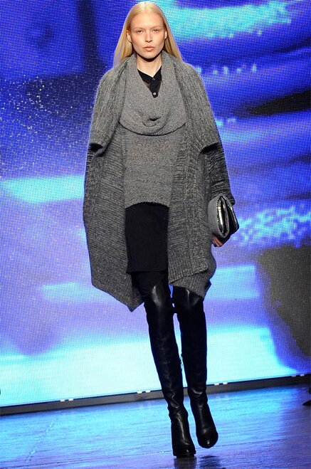 Fashion DKNY Fall 2013