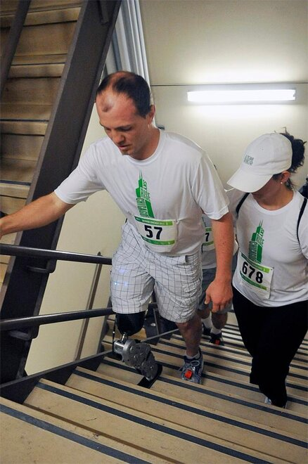 Bionic Stair Climber