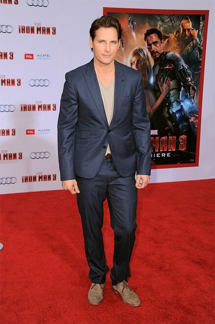 World Premiere of Marvels Iron Man 3 - Arrivals