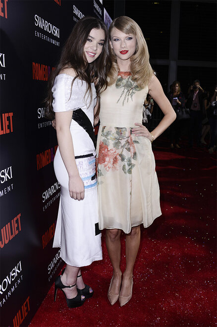 "LA Premiere of ""Romeo and Juliet"" - Red Carpet"