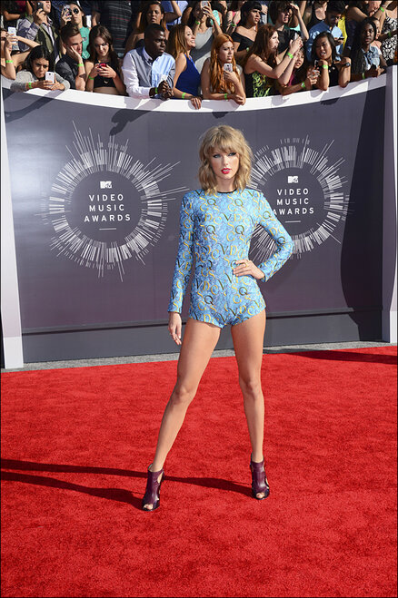 APTOPIX 2014 MTV Video Music Awards - Arrivals