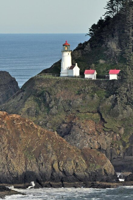 Most Photographed Lighthouse on the Oregon Coast