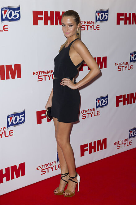 Britain FHM 100 Sexiest Women in the World Party