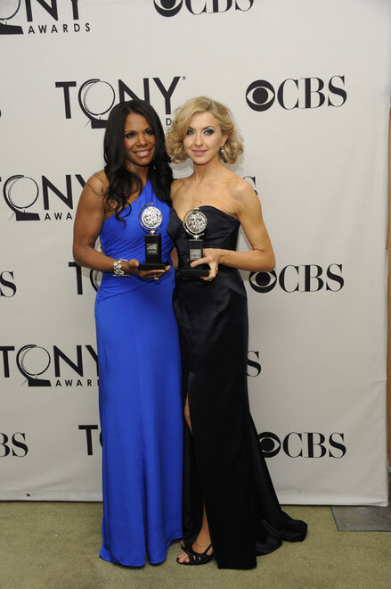 2012 Tony Awards Press Room