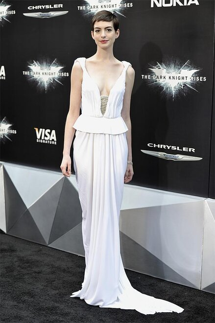 Premiere The Dark Knight Rises NY