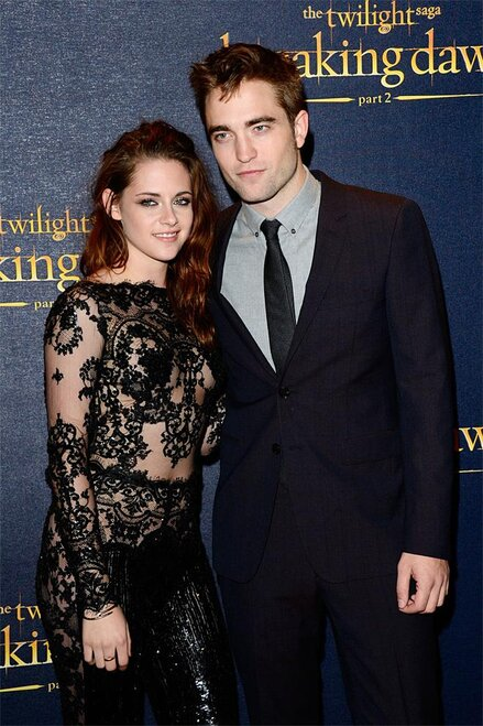 Britain The Twilight Saga: Breaking Dawn Part 2: European Premie